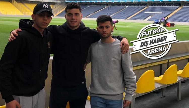 Fenerbahçe'ye 3 genç futbolcu! Damm Kulübü açıkladı