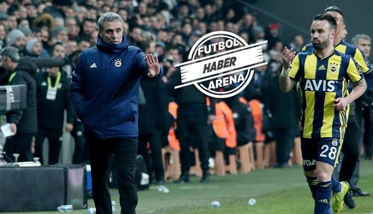 Fenerbahçe'ye ilaç gibi geldi! Dirar, Valbuena ve Mehmet Topal