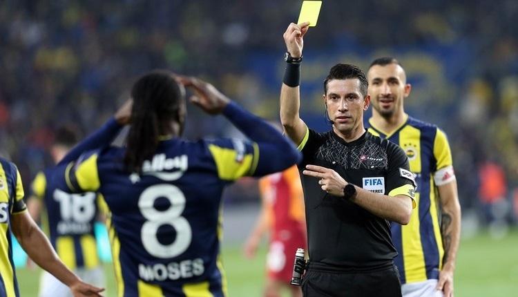 Fenerbahçe'ye Moses'ten kötü haber! Alanya maçında eksikler