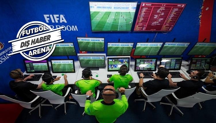 FIFA'dan VAR konuşmalarının yayınlanması için sürpriz karar