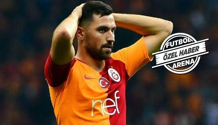 Galatasaray'da Sinan Gümüş kararı! Fatih Terim'in raporu