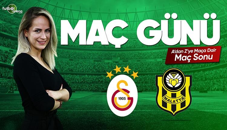 Galatasaray 0-0 Yeni Malatyaspor maç özeti | CANLI