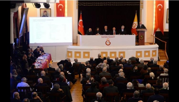 Galatasaray'da Divan Kurulu'nda İnan Kıraç'a tepki! 'Ellerini çek'
