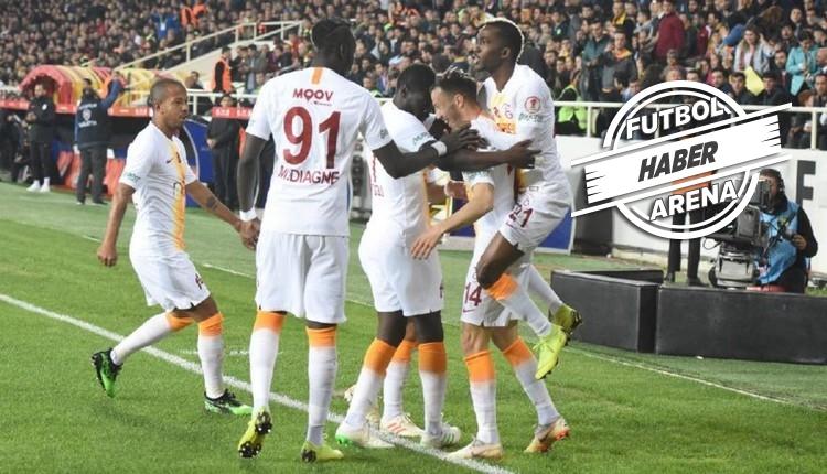 Galatasaray finale kaldı, Süper Lig'de yeni hedef oluştu