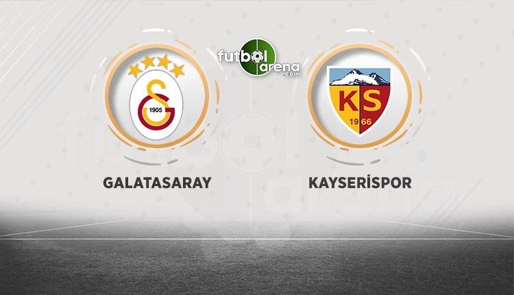 Galatasaray - Kayserispor canlı izle, Galatasaray - Kayserispor şifresiz İZLE (Galatasaray - Kayserispor beIN Sports canlı ve şifresiz İZLE)