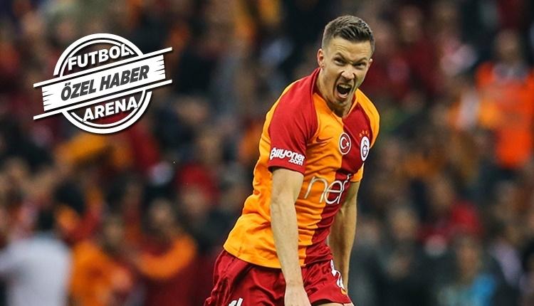 Galatasaray, Linnes ile 5 ay önce anlaştı! Açıklanmama sebebi