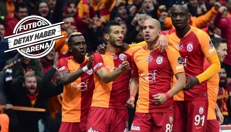 Galatasaray şampiyonluk yolunda hata yapmıyor
