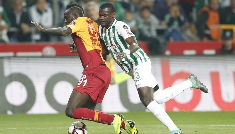 Galatasaray taraftarını Konyaspor maçında çıldırtan detay