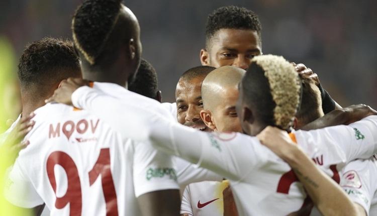 Galatasaray, Türkiye Kupası'nda finale yükseldi (İZLE)