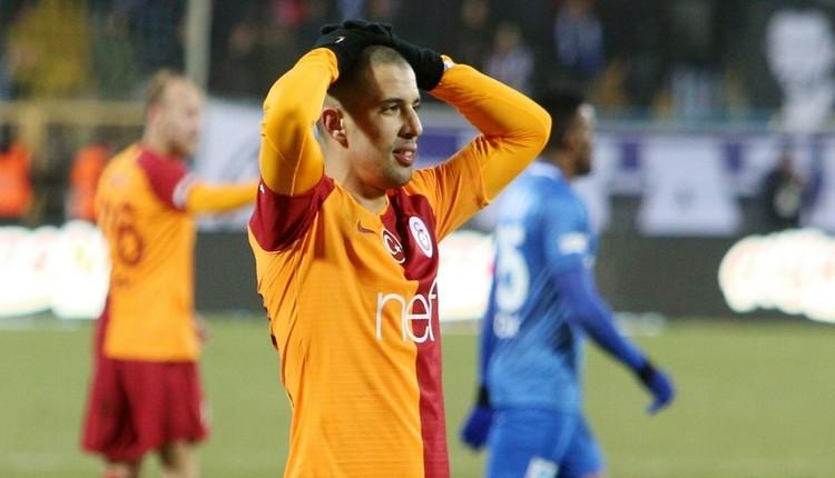 Galatasaray'a Feghouli için 14 milyon euroluk teklif