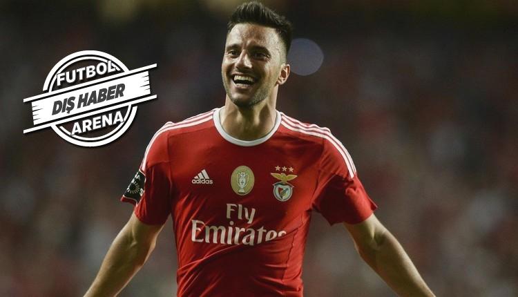 Galatasaray'a yazılan Samaris'ten transfer itirafı