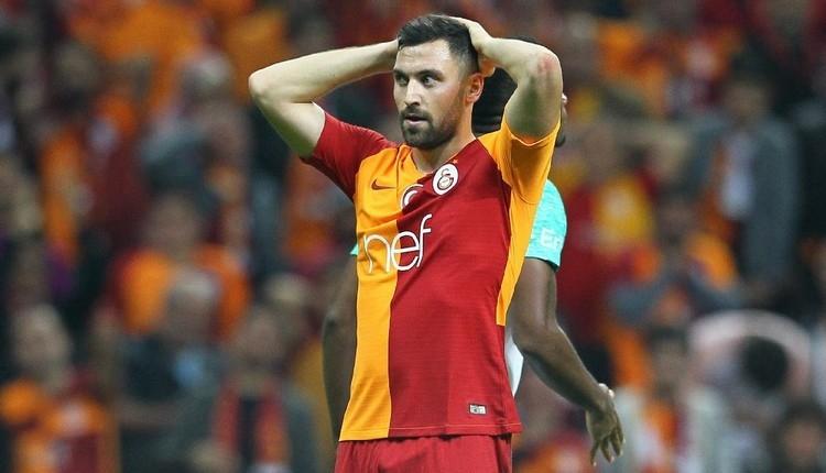 Galatasaray'da ayrılık! Sinan Gümüş imzayı attı iddiası