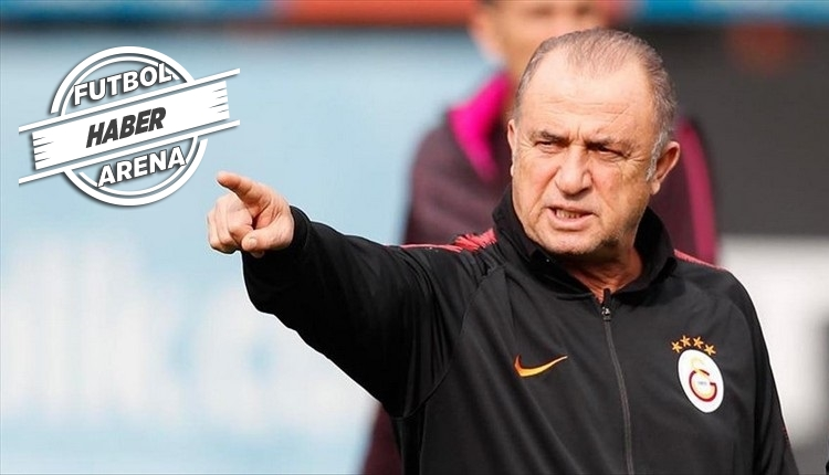 Galatasaray'da Fatih Terim'in Luyindama kararı