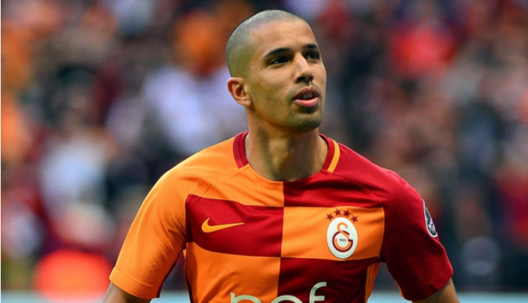 Galatasaray'da Feghouli, Bundesliga yolcusu