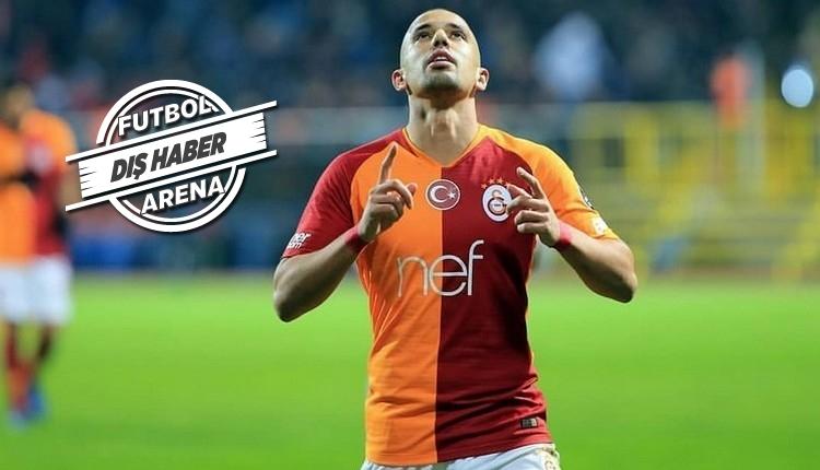 Galatasaray'da Feghouli için transfer kararı