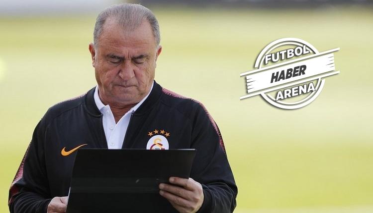 Galatasaray'da Konyaspor maçının analizi yapıldı