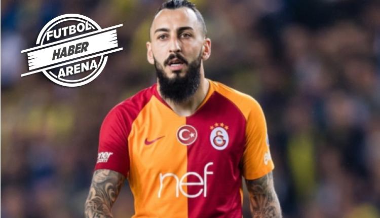 Galatasaray'da Kostas Mitroglou isyan etti