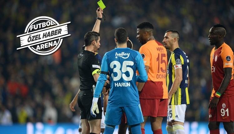 Galatasaray yönetimi MHK ile görüştü! Derbi tepkisi