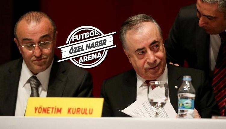 Galatasaray'dan ibrasızlık kararına tedbir