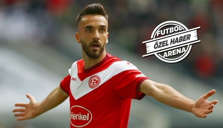 Galatasaray'ın gözdesi Kenan Karaman'a sürpriz talip