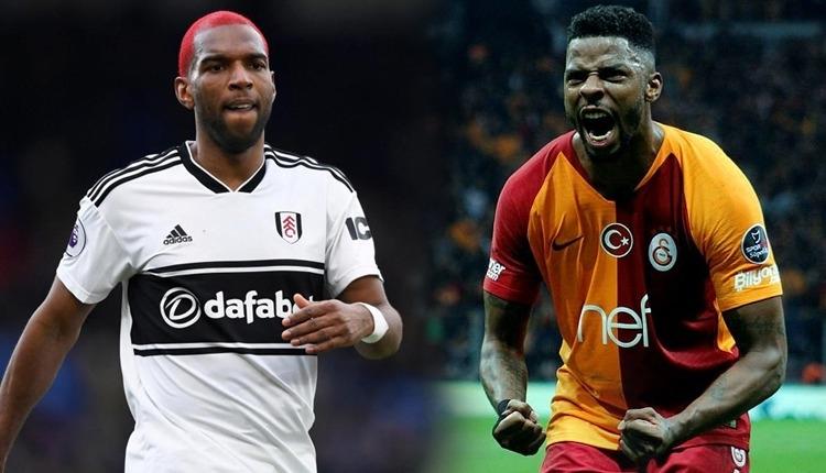 Galatasaraylı Donk'tan Babel'e sürpriz transfer mesajı!