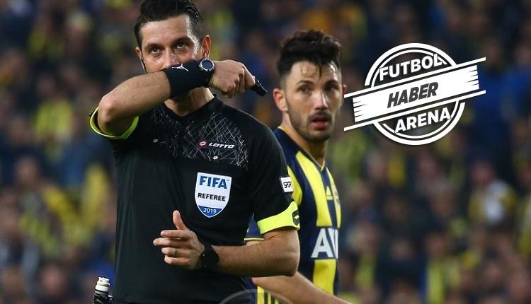 Galatasaraylı futbolcuların Ali Palabıyık isyanı! Kırmızı kart