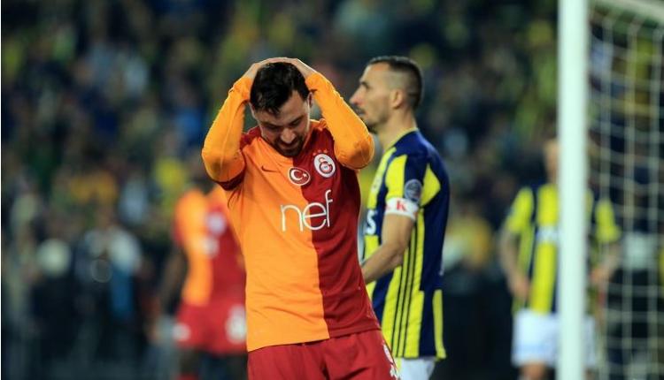 Galatasaraylı Sinan Gümüş'e büyük tepki (GS Haberleri)