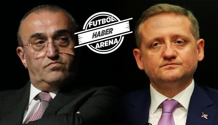 Göksel Gümüşdağ'dan Galatasaray'a: 'Bu yapılan hukuk dışı!'