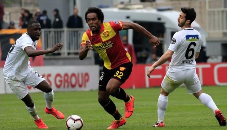 Göztepe 0-1 Akhisarspor maç özeti (İZLE)