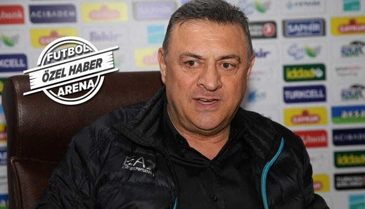 Hasan Kartal, FutbolArena'ya konuştu!