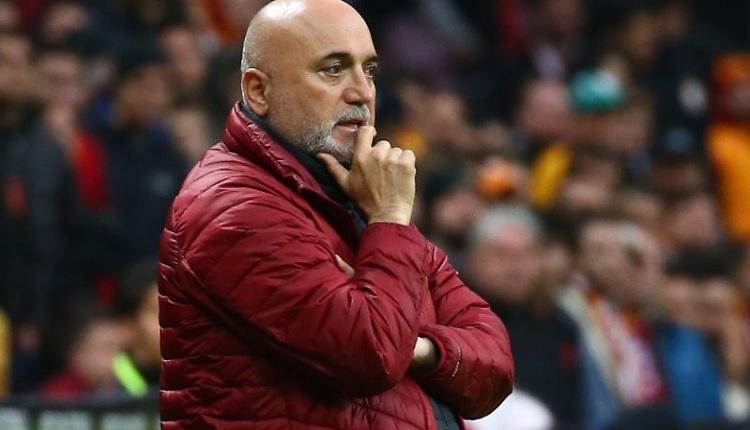 Hikmet Karaman'dan Galatasaray maç sonu kırmızı kart sorusu