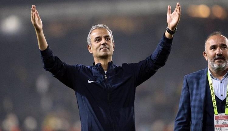 İsmail Kartal'dan Galatasaray: 'Hakem hata yaptı ama sahadaki futbol.'