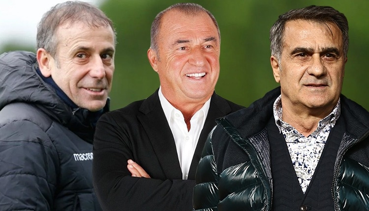 İşte Süper Lig'de sezonun en iyi teknik direktörleri
