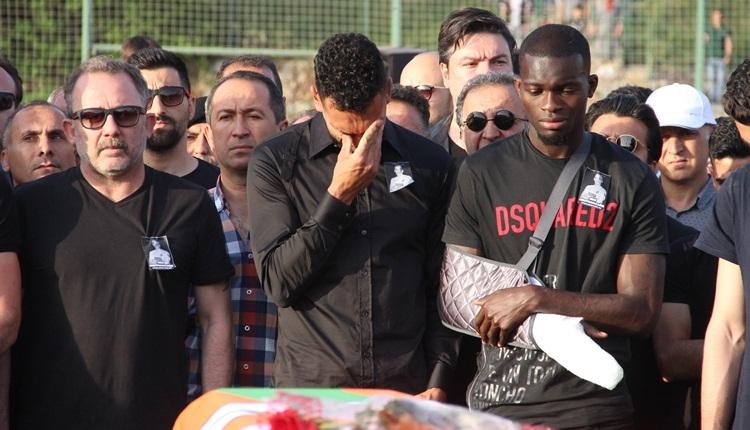 Josef Sural gözyaşlarıyla uğurlandı! Şoför tutuklandı