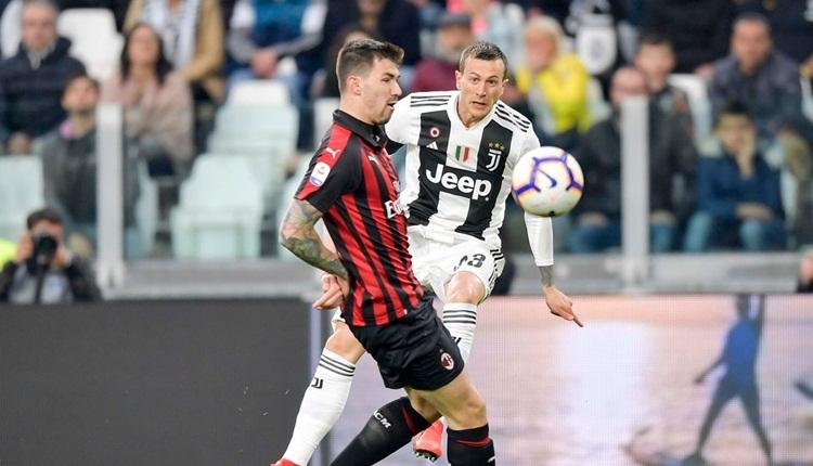 Juventus 2-1 Milan maç özeti ve golleri (İZLE)