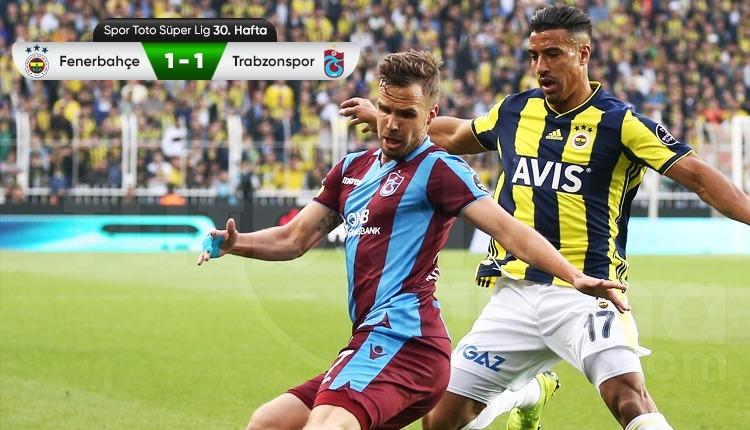 Kadıköy'de nefes kesen maç! 90+6'da beraberlik golü (İZLE)