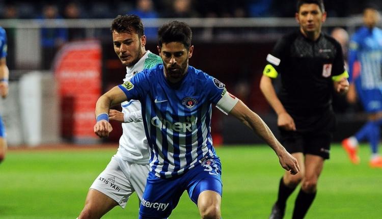 Kasımpaşa 1-1 Bursaspor maç özeti ve golleri (İZLE)