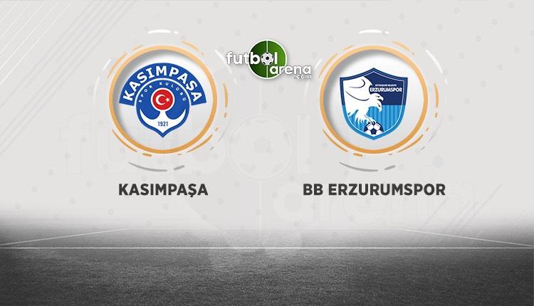Kasımpaşa Erzurumspor canlı şifresiz beIN Sports İZLE