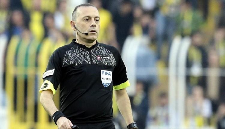 Konyaspor - Galatasaray maçının VAR hakemi açıklandı