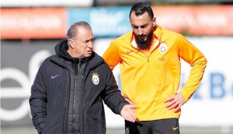 Kostas Mitroglou, Fatih Terim'den forma şansı istedi