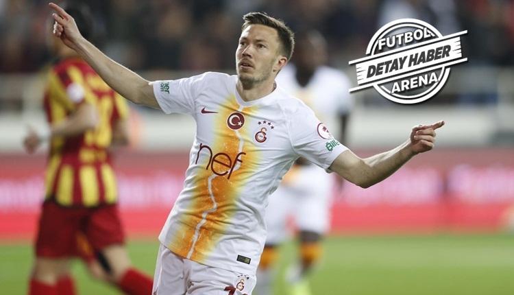 Linnes Galatasaray'da en golcü sezonunu yaşıyor