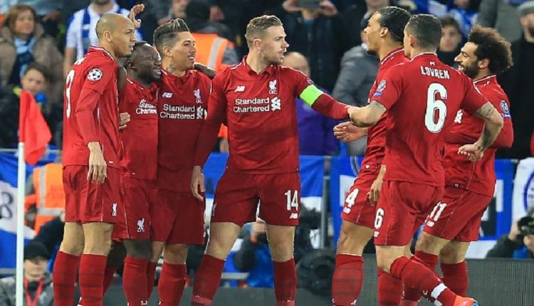 Liverpool 2-0 Porto maç özeti ve golleri (İZLE)