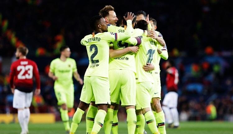 Manchester United 0-1 Barcelona maç özeti ve golü (İZLE)
