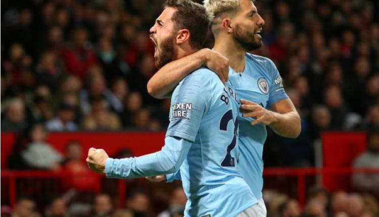 Manchester United 0-2 Manchester City maç özeti ve golleri (İZLE)