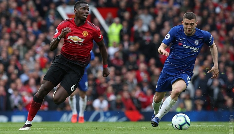 Manchester United 1-1 Chelsea maç özeti ve golleri (İZLE)