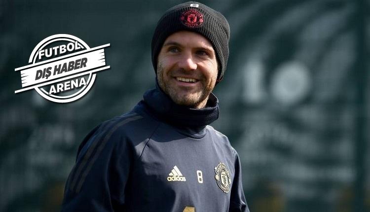 Mata'nın babasından transfer açıklaması! Fenerbahçe