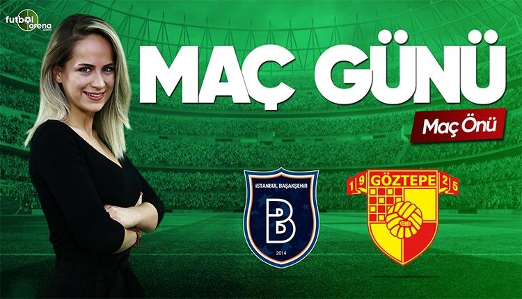 Medipol Başakşehir - Göztepe canlı izle | FutbolArena CANLI