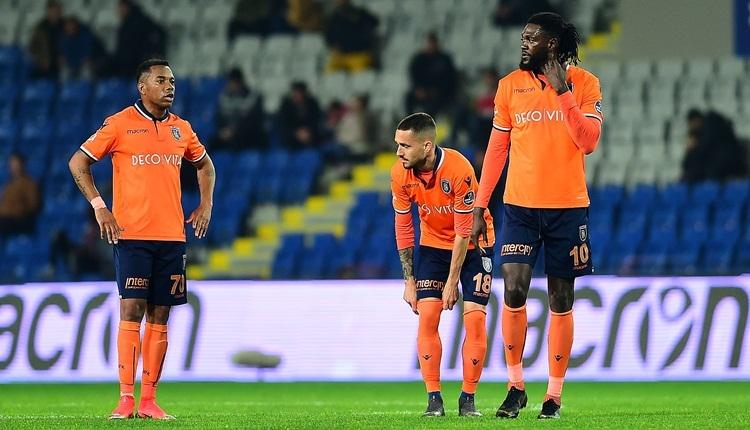 Medipol Başakşehir'in kalan maçları - Başakşehir'in Süper Lig fikstürü (26 Nisan 2019 Cuma)