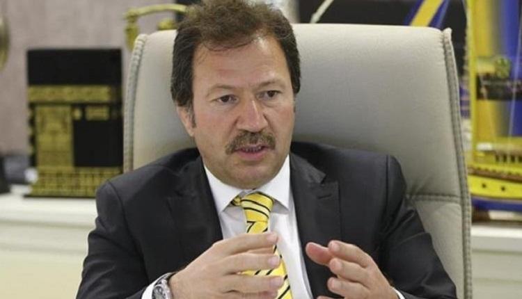 Mehmet Yiğiner: 'Fenerbahçe bizim rakibimiz'