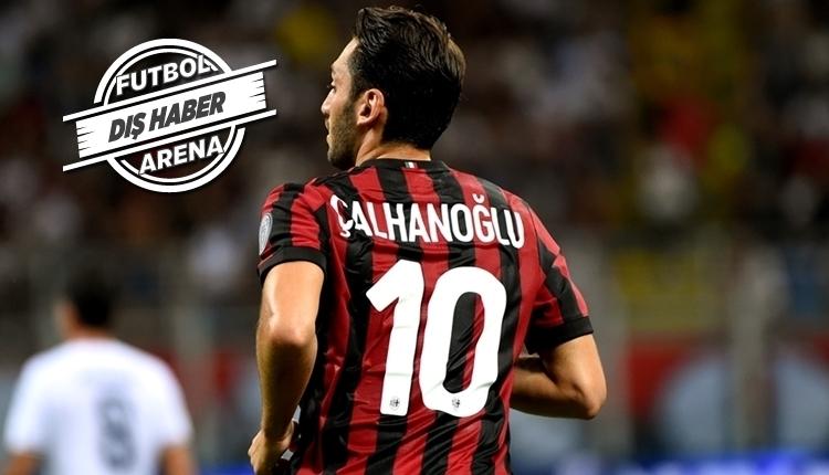 Milan'dan flaş karar! Hakan Çalhanoğlu sezon sonu yolcu
